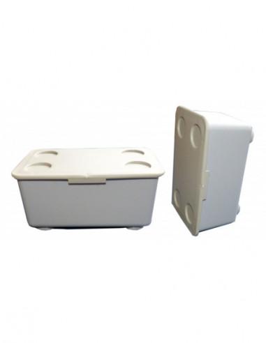 Plastová krabička (2 ks)