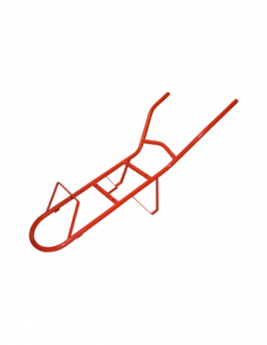 Standardní rám červený