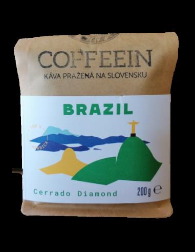 Káva Brasil Cerrado Diamond 200g