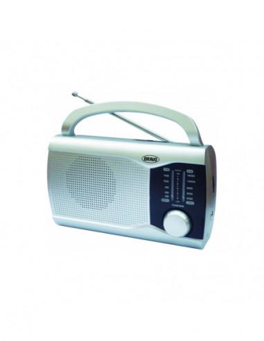 Přenosné rádio B-6009