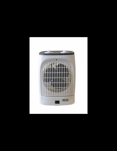 Teplovzdušný ventilátor s oscilací...